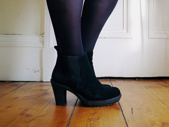 duo boots autumn outfit 2