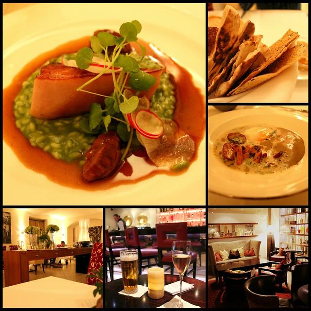 Restaurante e Bar Mandarin Oriental