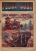 Jack Wright's Demon of the Plains  Dime Novel Pulp Magazine