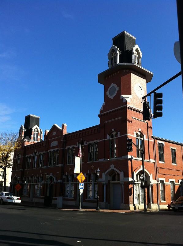 Rialto Building, Lowell