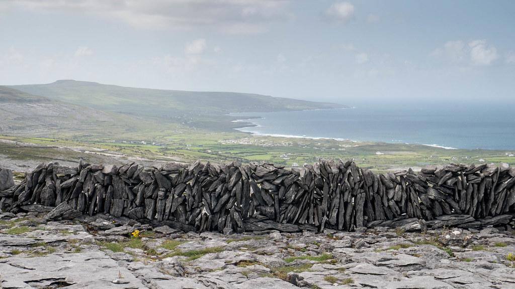 Gleninagh Mountain County Clare Ireland Tripcarta