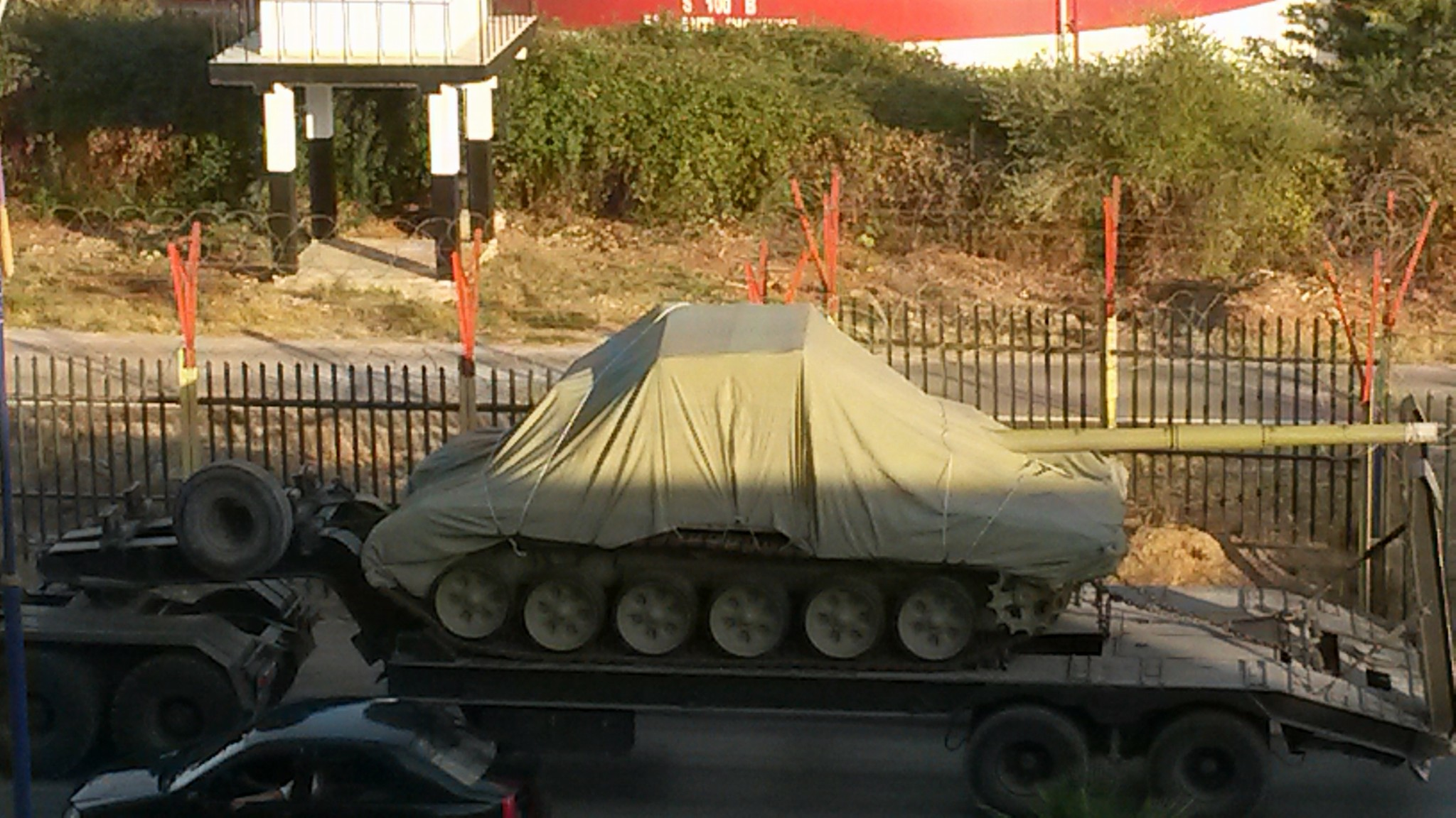 2015 - الجزائر تستلم حزمة ثالثة  من  [ دبابات T-90  ]   - صفحة 12 29267905881_90a96aa0e6_o