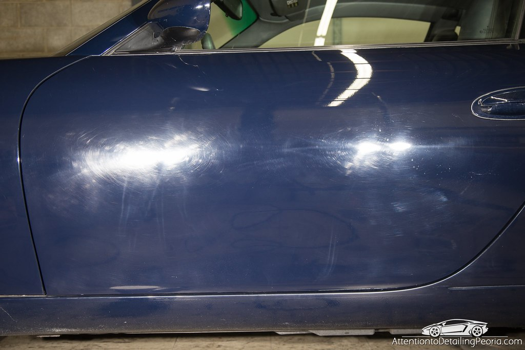 ATD | Porsche 996 imperfections