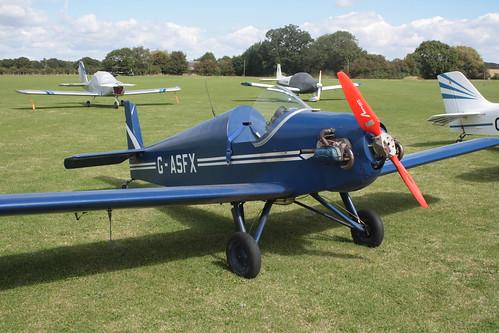 G-ASFX D.31 Turbulent [PFA 513] Sywell