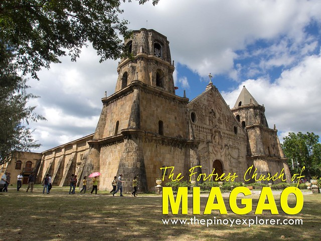 Miag-ao Church - Explore Iloilo