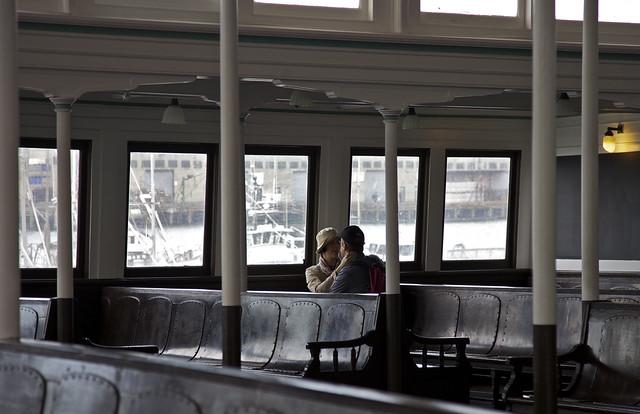 Shipboard Romance