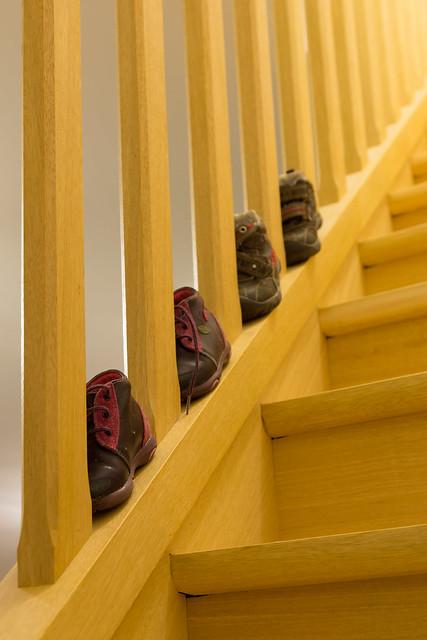 Comment ranger les chaussures de bébé how to store bab