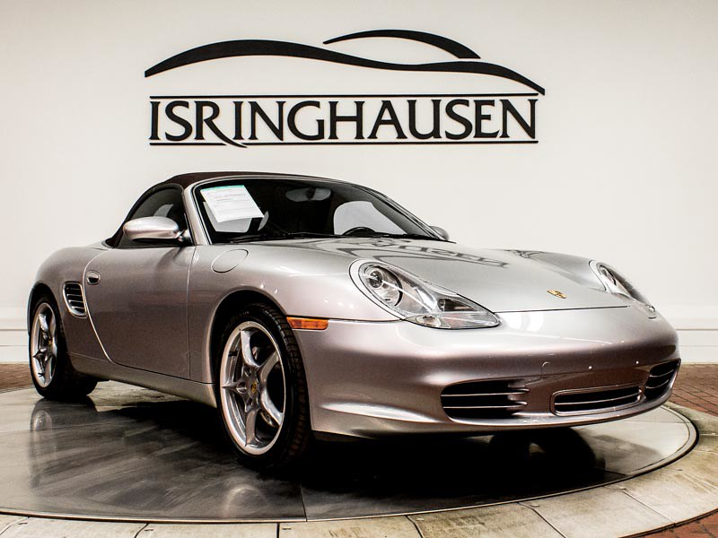 2004 porsche boxster s 550 spyder anniversary edition 1. Black Bedroom Furniture Sets. Home Design Ideas