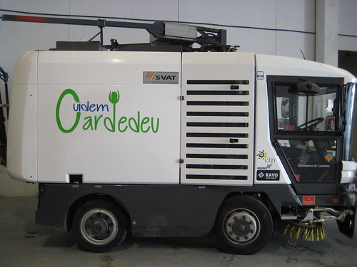 CLD awarded street cleaning and collection contract in Cardedeu (Barcelona)