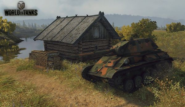 Тест World of Tanks 0.8.5