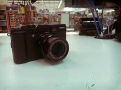 Fujifilm X20 - Black