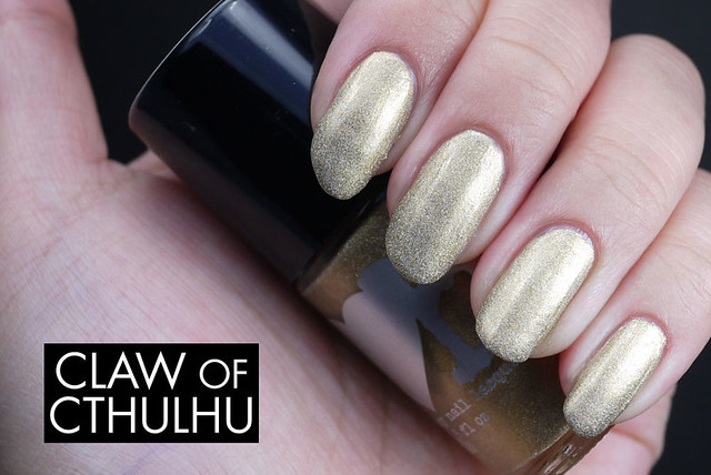 Rainbow Honey Gilded Angel Swatch