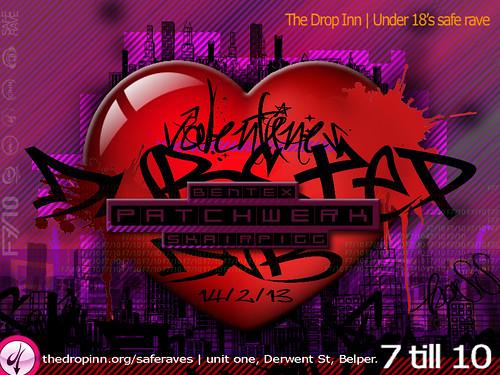 Valentine  by thedropinn