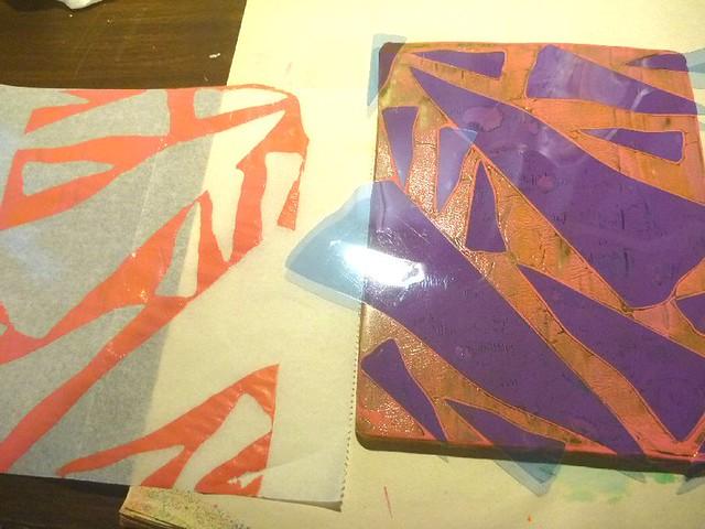 stencil parts