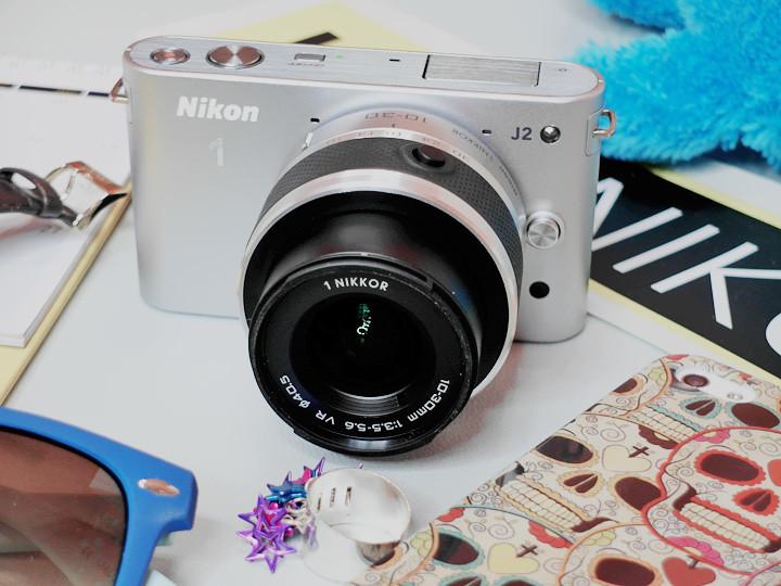 nikon 1 J2 lens