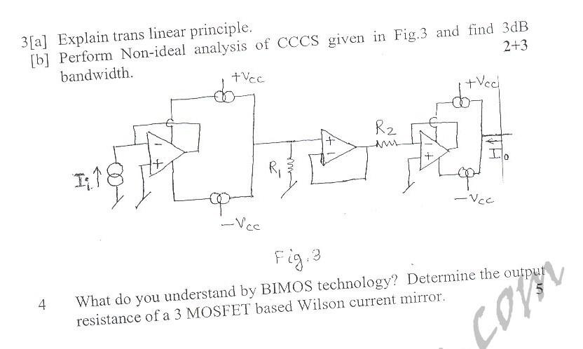 DTU Question Papers 2010 – 6 Semester - Mid Sem - EC-314