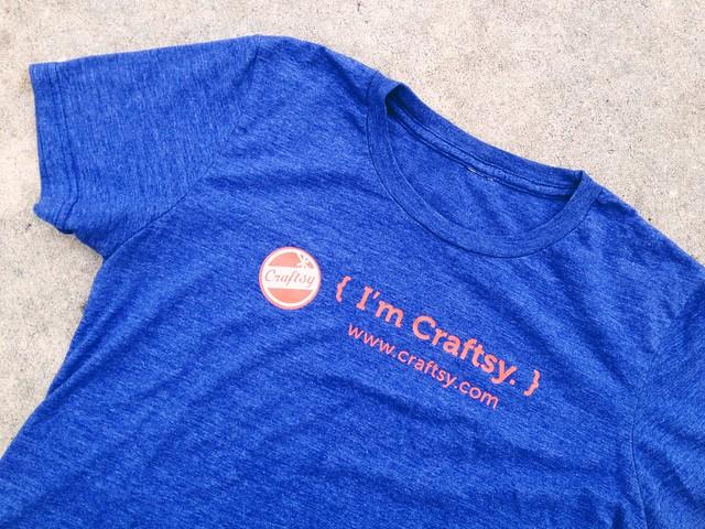 Craftsy tshirt