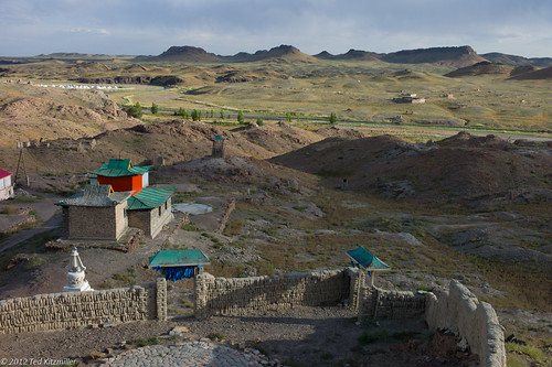 asia mongolia dundgovi