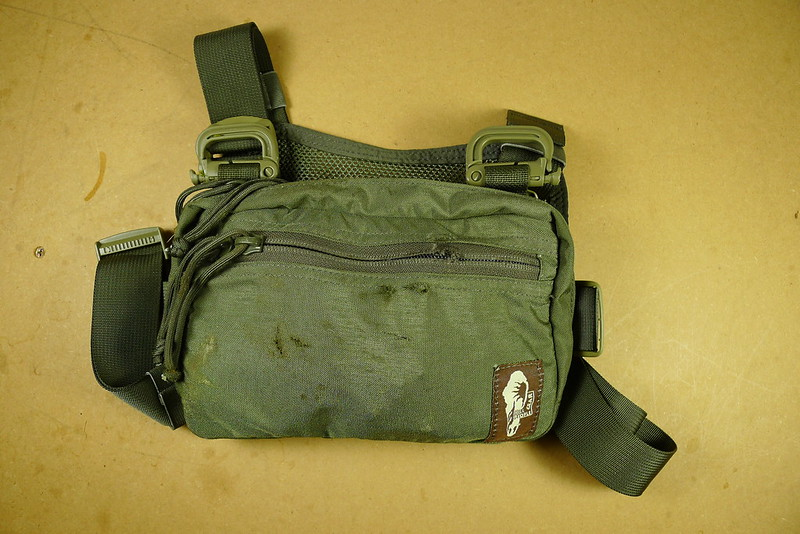 HPG Snubby Kit Bag Damage