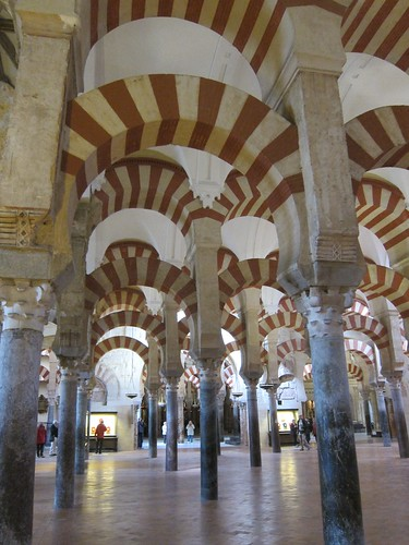 Cathedral, former Great Mosque, Cordoba by Michael Tinkler
