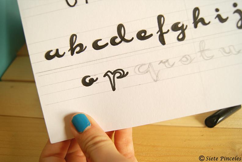 Aprender caligrafia 3_Handlettering 9