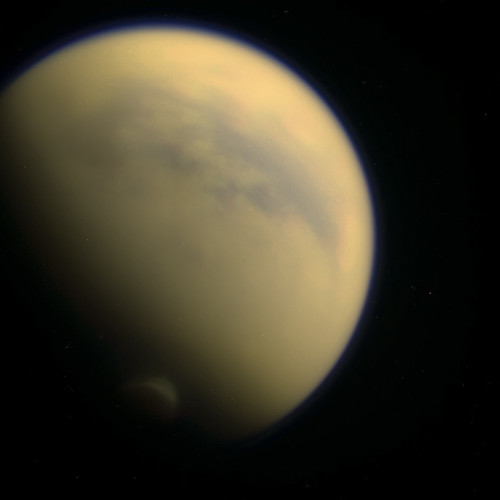 Titan N00205382-83-86-88 (infrared and methane)