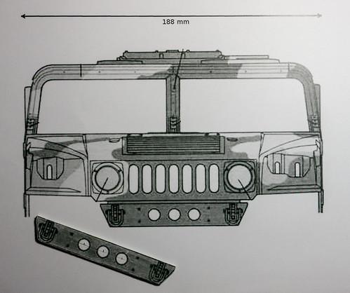Tamiya Hummer P1270426