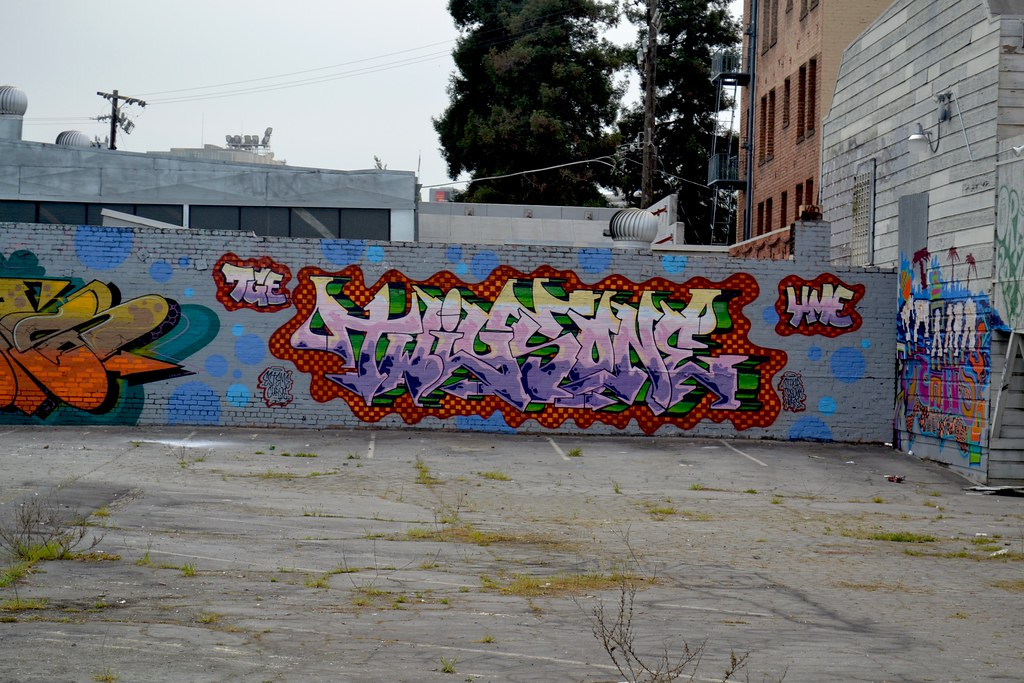TWIGSONE, TWIGS, Graffiti, Street Art, Oakland,