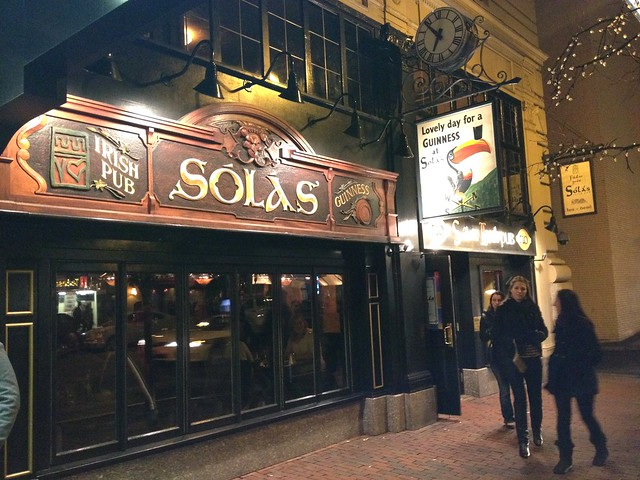 Solas Pub - Boston