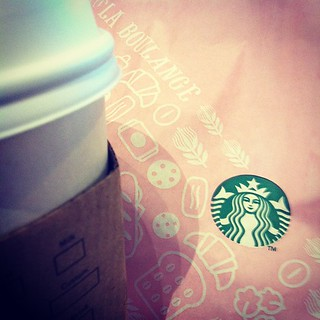 La Boulange at Starbucks