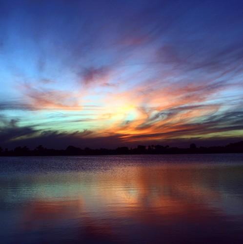 Brushstrokes ~ Quarta Sunset 164