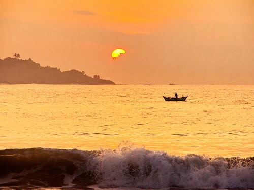 sunset sunrise srilanka