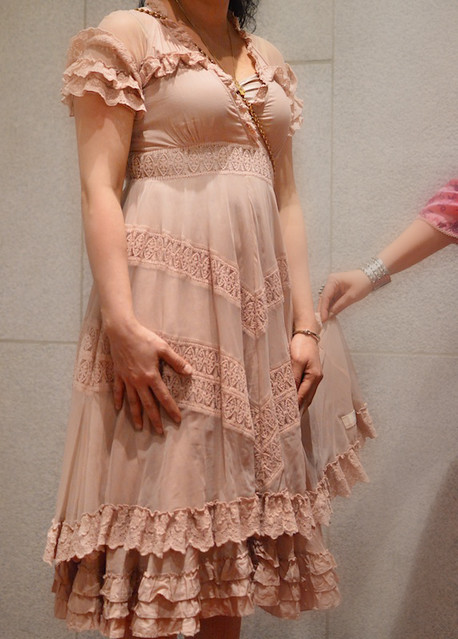 Brand new second hand dress