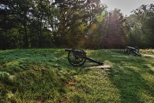 Confederate Battery 5 - Petersburg, VA