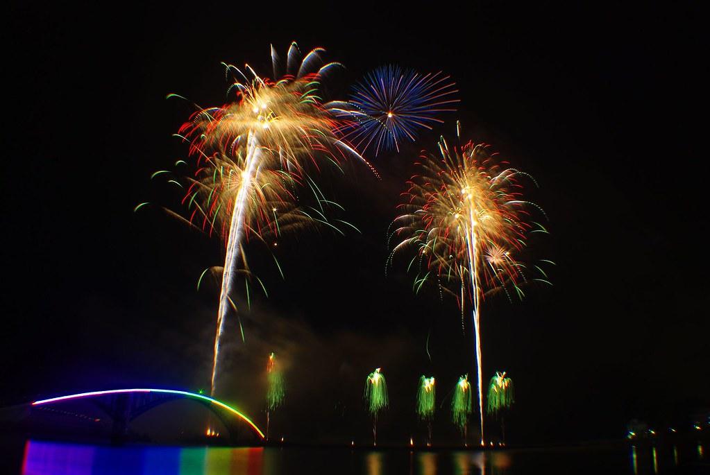 2013澎湖花火節開幕
