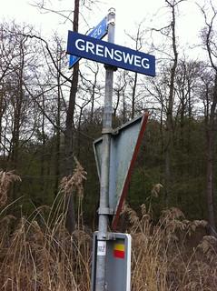 041-2012-0415 pieterpad-route-18-groesbeek-gennep-grensweg