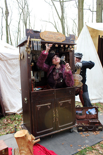 Fairy Ina's cabinet