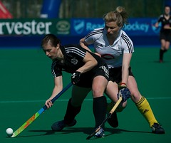 Investec Women's Hockey League; Promotion Play Offs