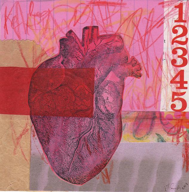 Collage: Illustration of Love II