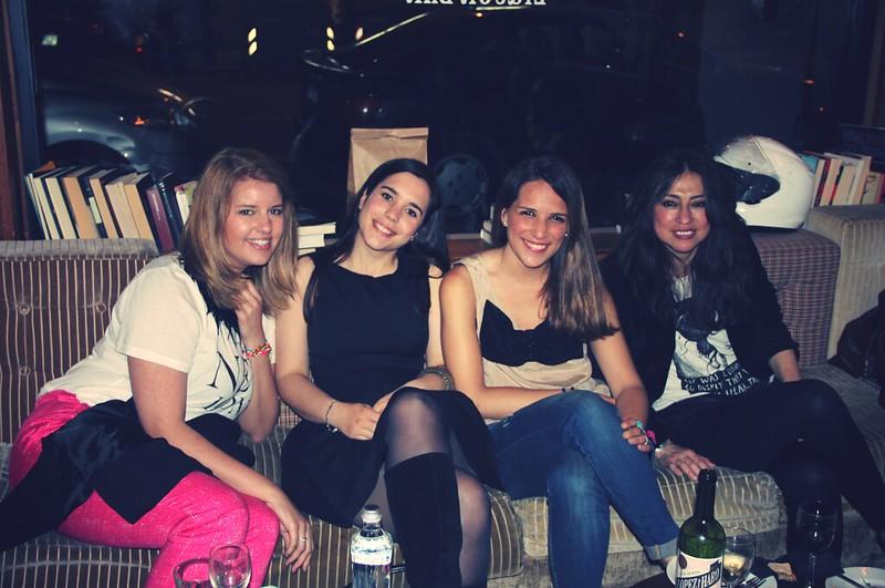 Cena Bloggers Barcelona 2 - Monicositas