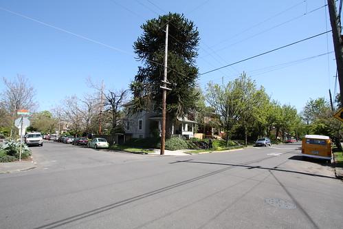 A Junction in SE Portland