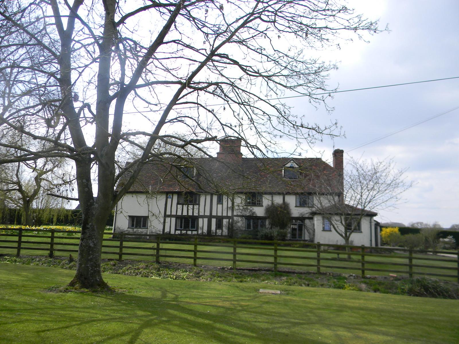 Old house Wendens Ambo Circular
