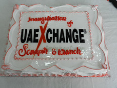UAE Exchange branch opening: Sonapur 3, Dubai