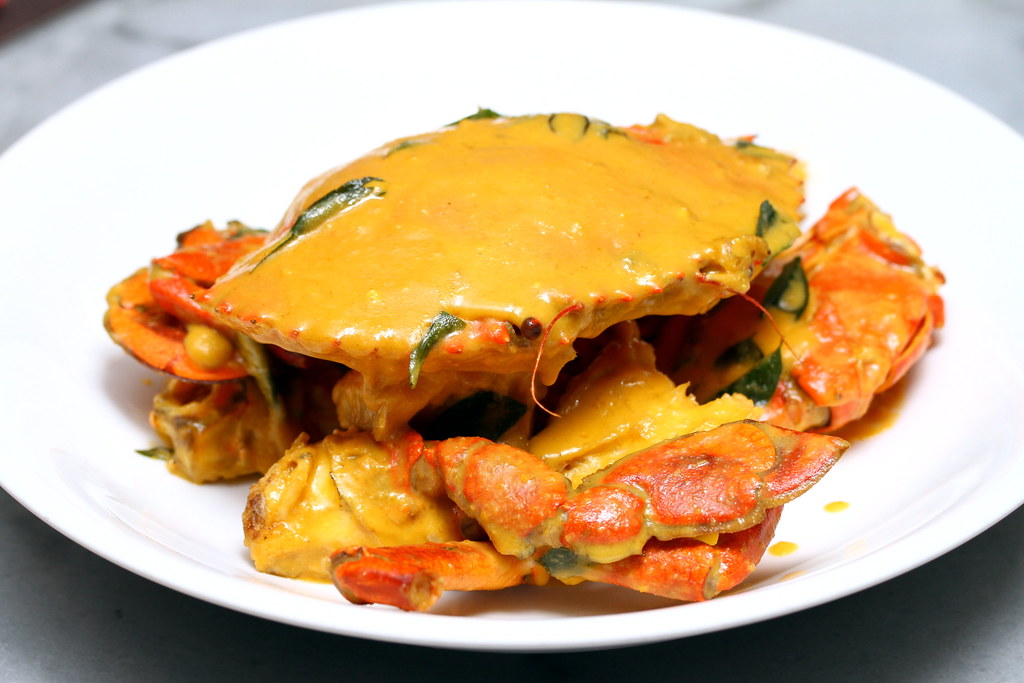 Yummy Recipes: Salted Egg Yolk Crab