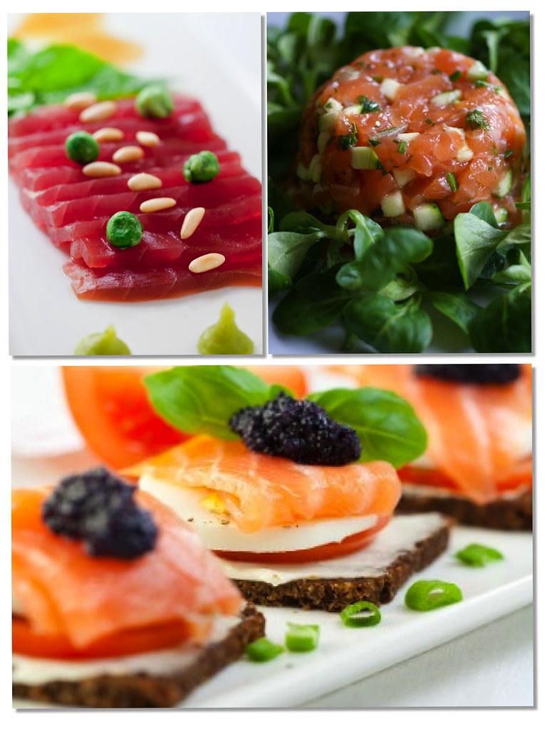 Presentación comida II - Monicositas