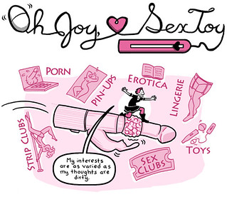 oh joy sex toy banner