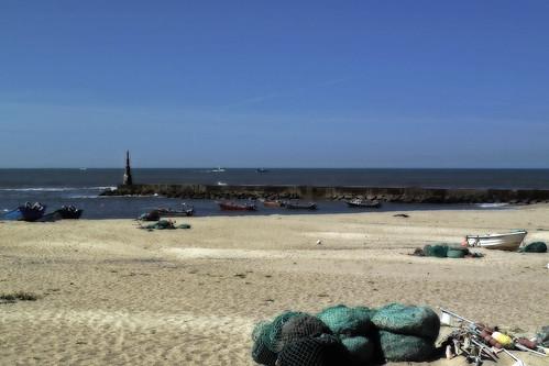 Praia da Aguda -  Aguda Beach by @uroraboreal