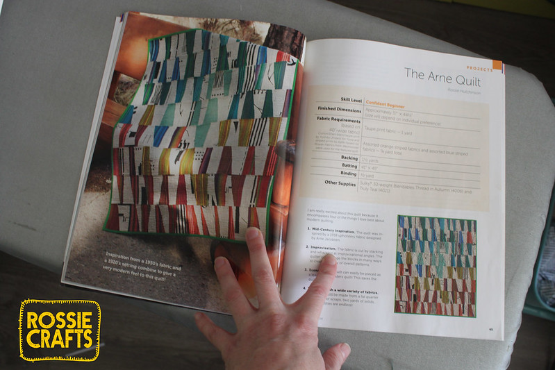 The Arne Quilt - published!