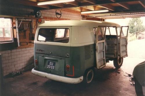 EU-20-03 Volkswagen Transporter kombi 1965
