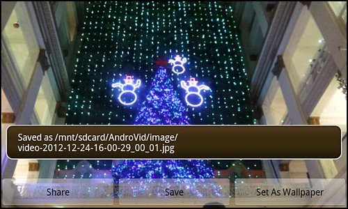 How to take a screenshot of video on Android - Xmodulo